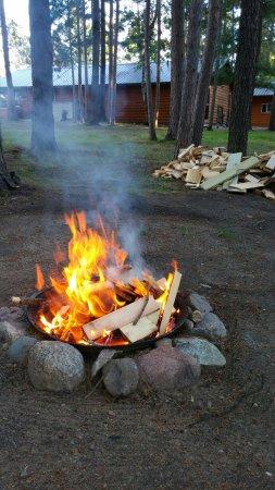 Sleeping Fawn Resort & Campground: 20160708_201002_large.jpg