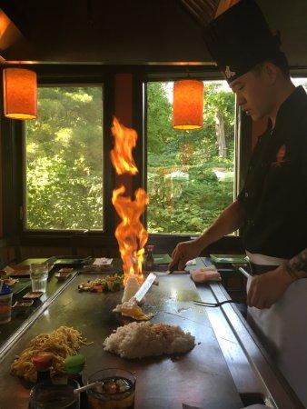 Sushi Yoshi Hibachi Steakhouse : Hibachi