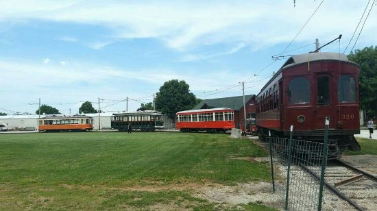 Mount Pleasant, IA: Midwest Electric Railway