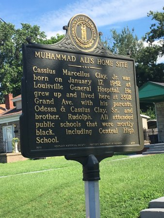 Muhammad Ali Boyhood Home