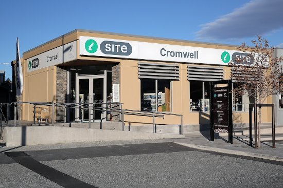 ‪Cromwell i-SITE Visitor Information Centre‬