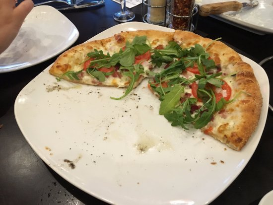Daleville, Вирджиния: Bianco pizza