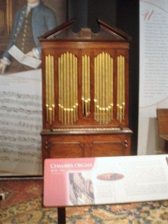 dewitt wallace decorative arts museum organ - Dewitt Wallace Decorative Arts Museum