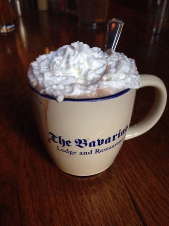 Taos Ski Valley, NM: My girlfriend had the Hot Coco