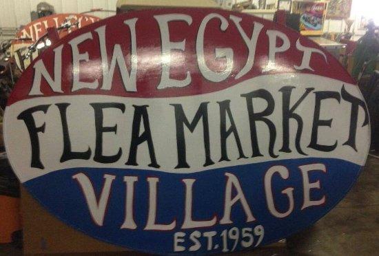 Cream Ridge, Nueva Jersey: New Egypt Flea Market
