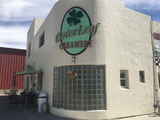 Buhl, ไอดาโฮ: The CloverLeaf Creamery