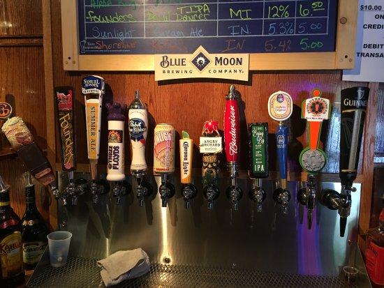 Wabash, IN: Draft Beer Selection