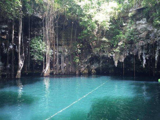 Cenote Yokdzonot : photo0.jpg