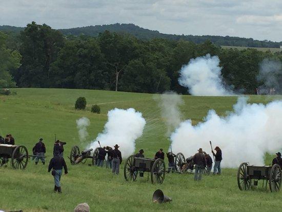 Annual Gettysburg Reenactment: photo0.jpg