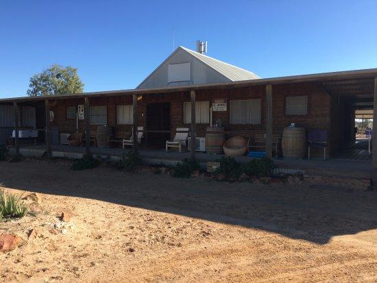 Innamincka, أستراليا: Accomodation