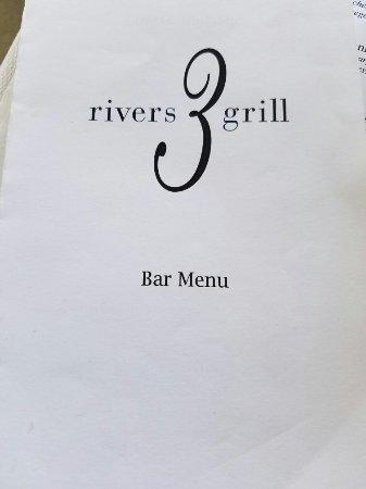 Three River's Grill : 20160710_174555_large.jpg