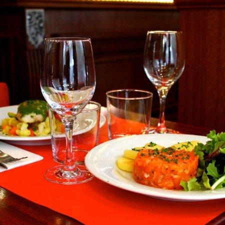 Restaurant Les Ambassades Paris