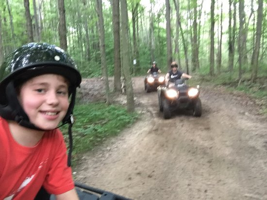 KJC ATV Rentals and Trails of South Haven: photo1.jpg