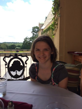 Huntington, estado de Nueva York: Lunch at the Castle