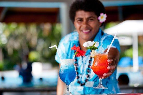 Naviti Resort : Cocktail Queen