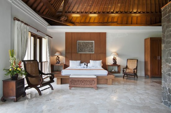 Anahata Villas & Spa Resort: Mater Room of 3 bedroom villa