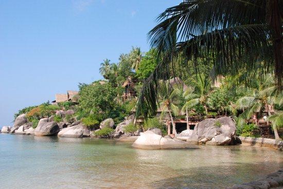 Koh Tao Cabana Aufnahme