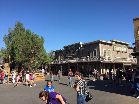 Buena Park, Kaliforniya: Knott's Berry Farm