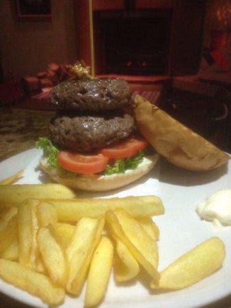 San Vito al Tagliamento, Italy: Big hamburger di fassona piemontese