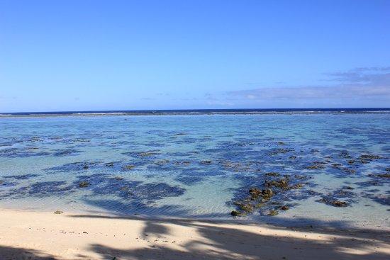 Titikaveka, Islas Cook: The great snorkeling.