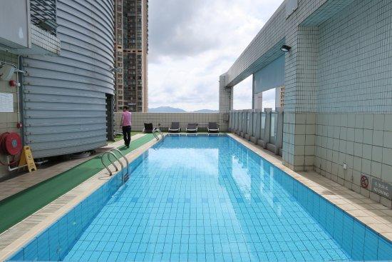 Hotel Jen Hong Kong Photo