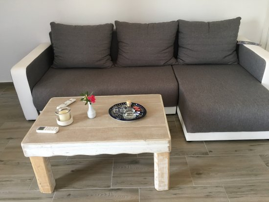 Faros Villa Small Hotel Our Comfy Couch