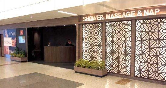 Plaza Premium Lounge (Terminal 3, Domestic Arrivals)