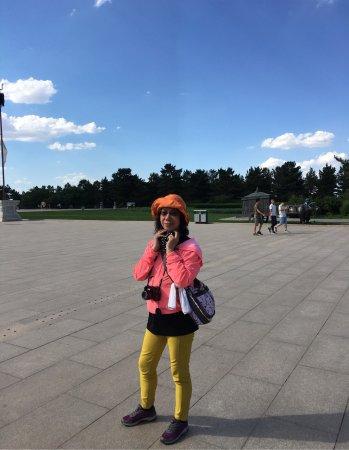 Baotou, Cina: 成吉思汗陵