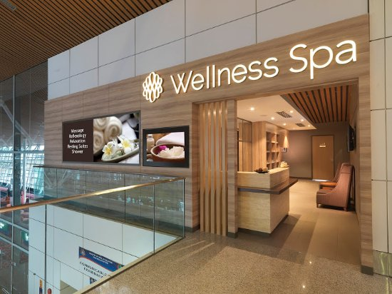 Wellness Spa (KLIA)