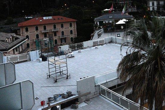 Park Hotel Suisse : Bauarbeiten ab 7 Uhr morgens