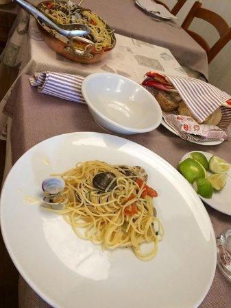 Villorba, İtalya: Вкусно.