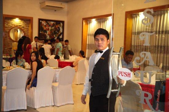 Olympic Hotel Yangon Photo