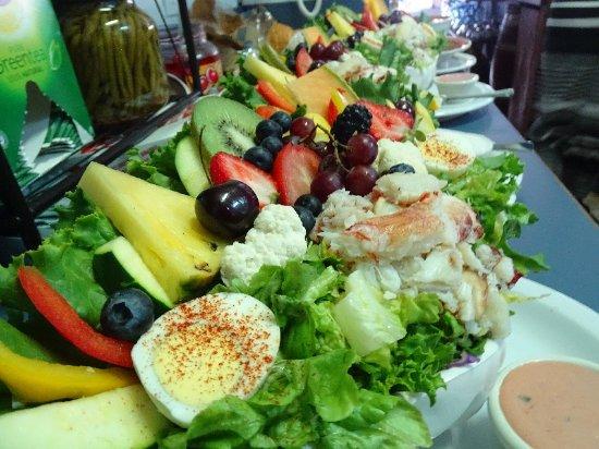 Sharks Seafood Bar & Steamer Co.: Crab Salads