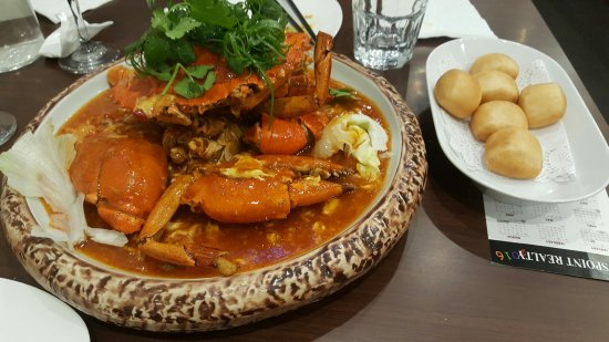 Greater Sydney, Australia: malaysian chili crab