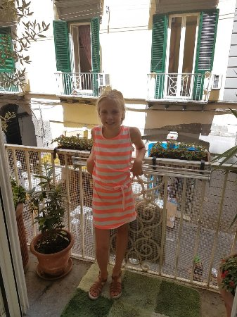 La Residenza Napoli Short Lets Apartments: 20160706_120159_large.jpg