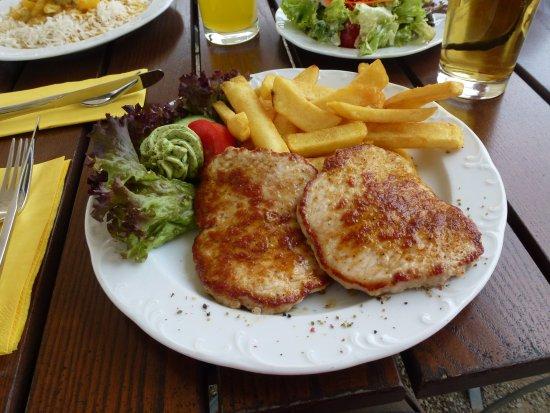 Memmelsdorf, Almanya: Delicious