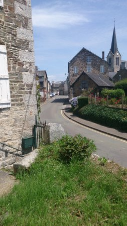 Orne, Prancis: village life