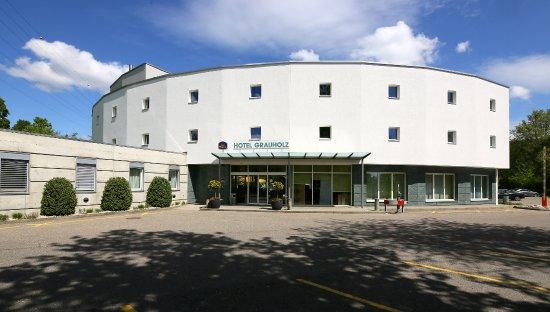 بست ويسترن هوتل جراوهولز: Aussenansicht