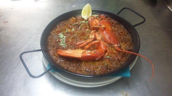 7 ème Vague Boniface : riz au homard