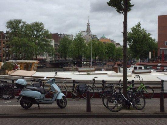 Hampshire Hotel - Eden Amsterdam: Location, Location, Location.