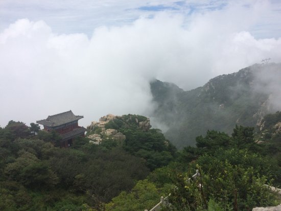 Tai'an, China: July 12 hike