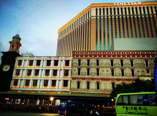 ‪‪The Venetian Macao Resort Hotel‬: Exterior‬
