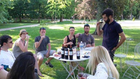 Neac, Francia: Degustation au Chateau Siaurac