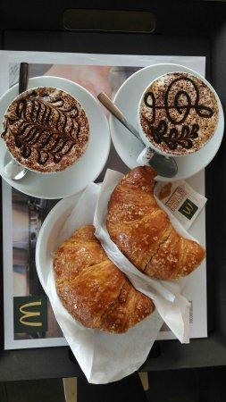 McDonald's Guido Reni: Meravigliosa colazione al Mc!!!