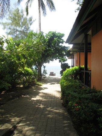 """Sand Sea Resort & Spa: Entfernung zum Stand der """"dritten Reihe"""""""