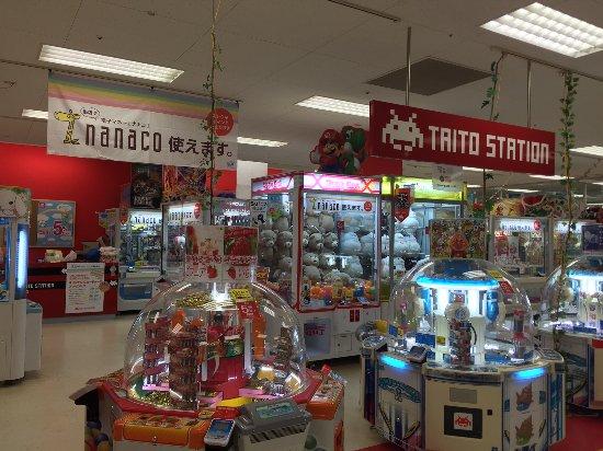 Taito Station, Itoyokado Yokohama Bessho