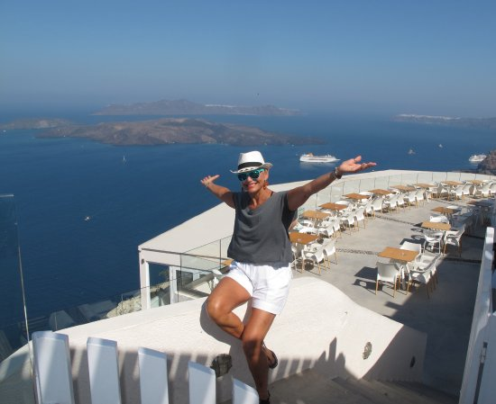 Hotel Matina: Somehow I just have to get back again Santorini! - Santos Winery