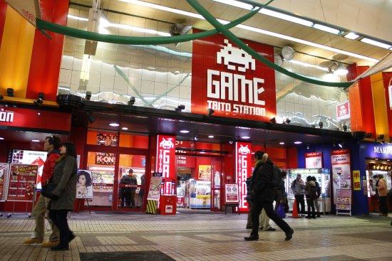 Taito Station Sapporo Tanukikoji