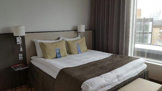 Radisson Blu Hotel Uppsala: 20160617_181411_large.jpg