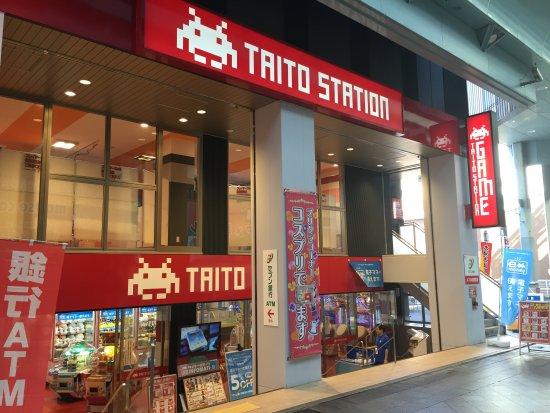 Taito Station Osu